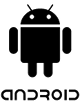 android_logo_black